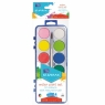 Farby akwarelowe - 12 kolorów