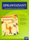 Matematyka z kluczem 4 sprawdziany z płytą CD Szkoła podstawowa Jakubowska Hanna, Mostowski Krzysztof, Paczesna Władysława