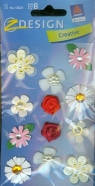 Naklejki collage Z Design Creative Kwiatki