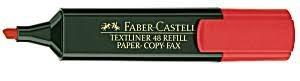 Zakreślacz Textliner 48 - czerwony (154821)