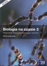 Biologia na czasie 3 Podręcznik Zakres rozszerzony