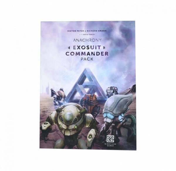 Gra Anachrony: Exosiut Commander Dodatek PL (35219)