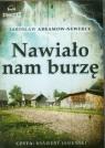 Nawiało nam burzę  (Audiobook) Abramow-Newerly Jarosław
