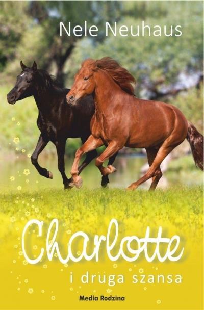 Charlotte i druga szansa Anita Głowińska