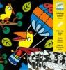 Welwetowe kolorowanki Ptaki (DJ09621)