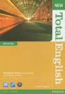New Total English Starter Students' Book with ActiveBook plus Vocabulary Trainer Bygrave Jonathan