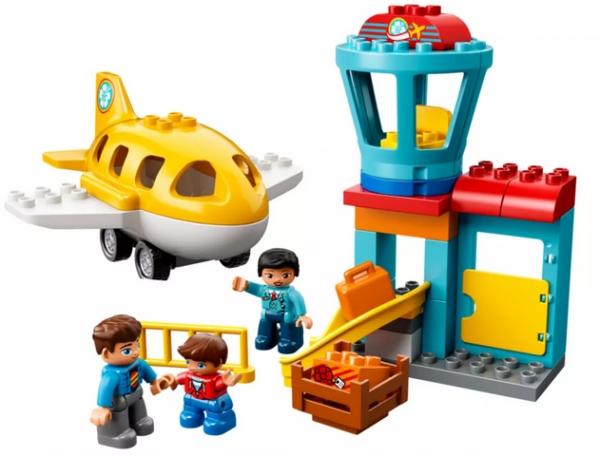 Lego Duplo: Lotnisko (10871)