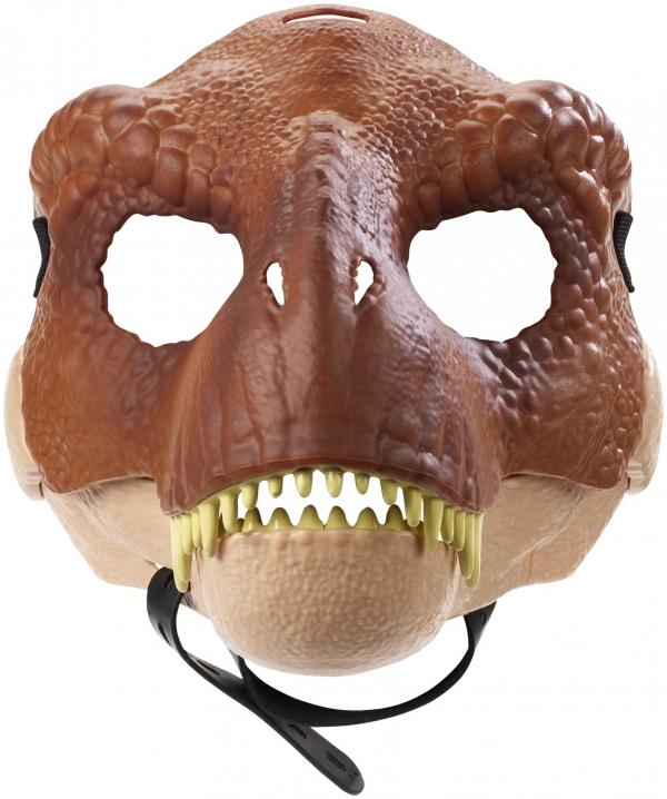 Jurassic World: Ruchoma Maska - Tyranozaur Rex