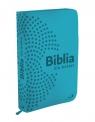 Biblia dla kobiet (wersja w etui zamykanym na zamek, turkusowa)