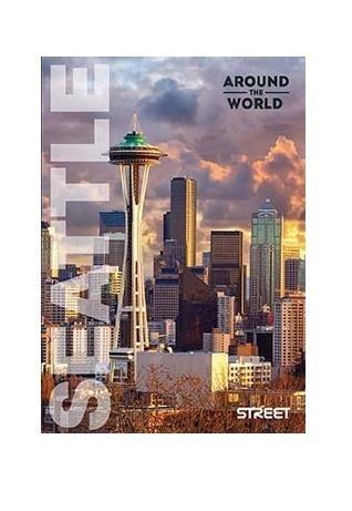 Zeszyt A6/40K linia The World (10szt) STREET