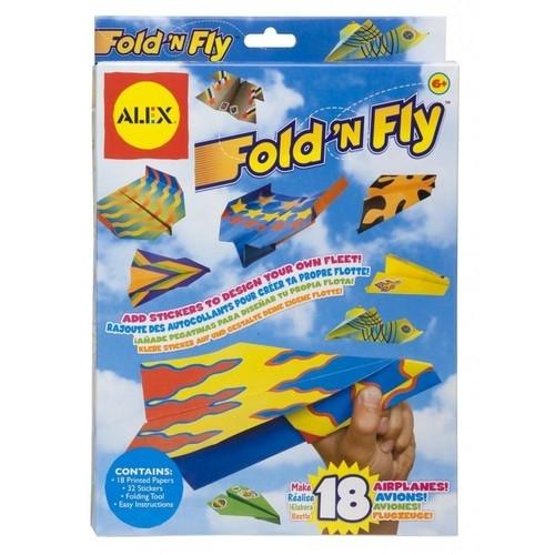 Zestaw Papierowe samoloty (9219)