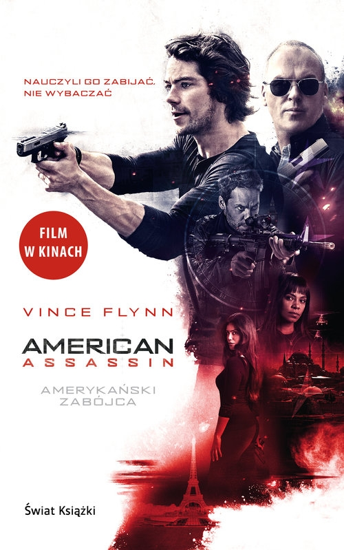 Amerykański zabójca Flynn Vince
