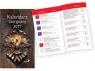 Kalendarz 2017 kieszonkowy - Liturgiczny