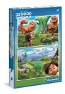 Puzzle Dobry Dinozaur 2x20 (07022)