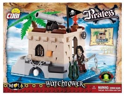 Cobi: Piraci. Wieża strażnicza - 6022