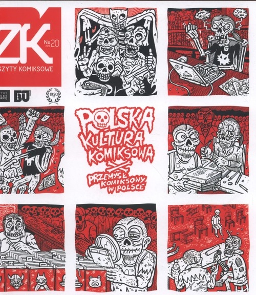 Zeszyty komiksowe nr 20