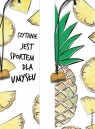Zakładka - Ananas