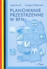 Planowanie przestrzenne w RFN  Hernik Józef, Olejniczak Grzegorz