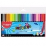 Flamastry Colorpeps Ocean 24 kolory MAPED