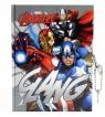 Pamiętnik z kłódką Avengers (607722)