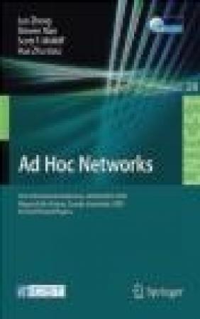 Ad Hoc Networks J Zheng