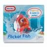 Świecąca rybka do kąpieli Sparkle Bay Flicker Fish czerwona