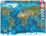 Puzzle 1000 Cuda świata G3