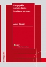 Europejskie ściganie karne Zagadnienia ustrojowe Górski Adam