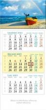 Kalendarz 2015 Wybrzeże