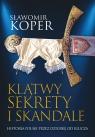 Klątwy sekrety i skandale (Uszkodzona okładka)