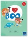 I love Boo. Język angielski poziom A. Karty pracy praca zbiorowa