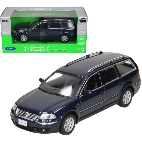 Volkswagen Passat Variant, granat.