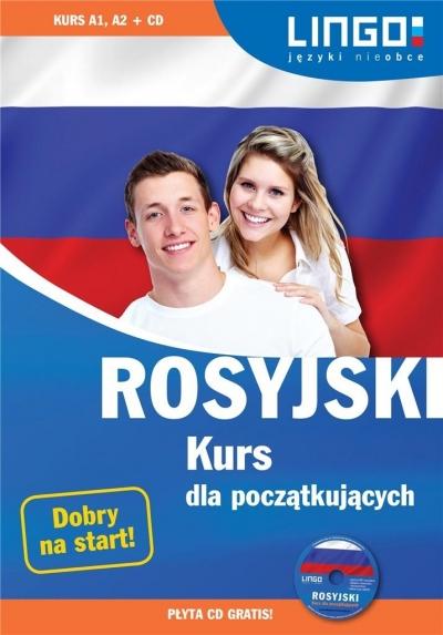 Rosyjski. Kurs dla początkujących + CD Mirosław Zybert