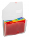 Teczka A4 Rainbow 6 Przekładek