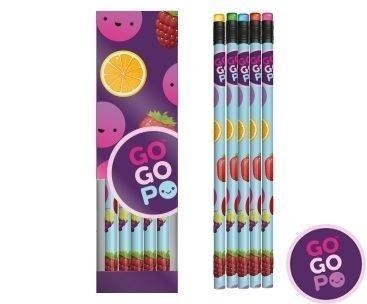 GoGoPo - Pachnące ołówki