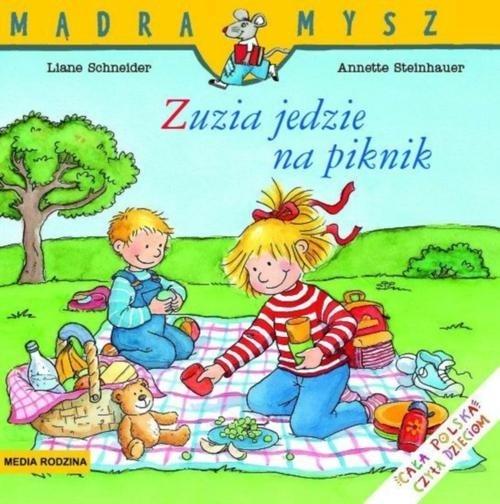 Zuzia jedzie na piknik Schneider Liane