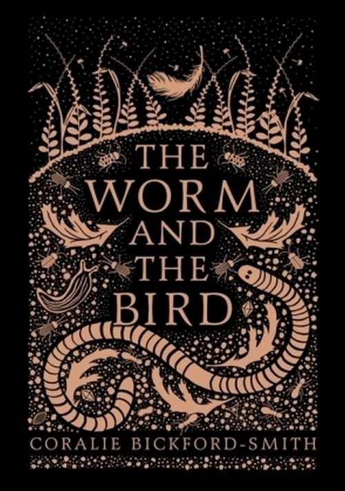 The Worm and the Bird Bickford-Smith Coralie