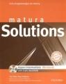 Matura Solutions Upper Intermediate workbook z płytą CD Kurs Falla Tim, Davies Paul, Gryca Danuta