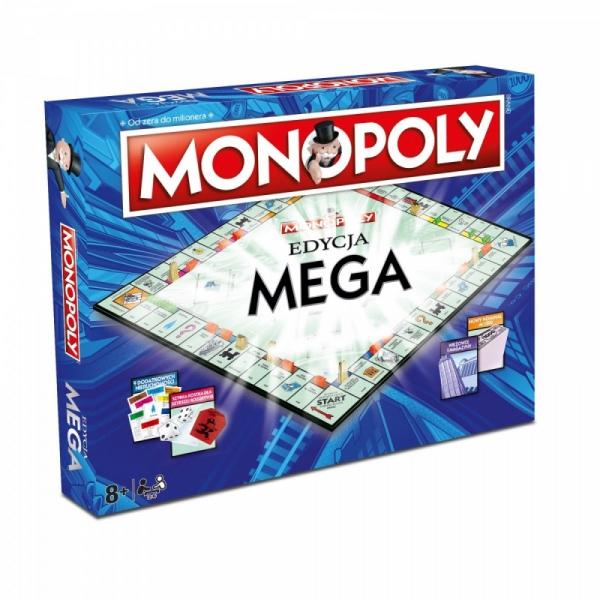 Gra Monopoly Mega (PL) (WM00005-POL-6)
