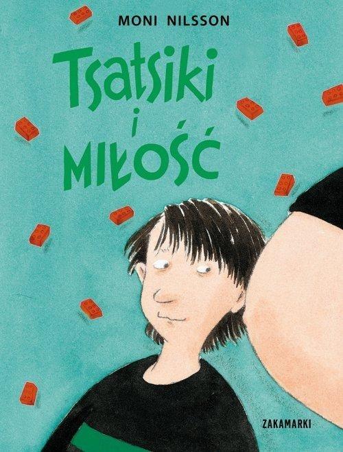 Tsatsiki i miłość Nilsson Moni