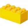 Minipudełko klocek LEGO 8 - Żółte (40121732)