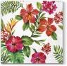 Serwetki Hawaiian Flowers SDL090700 SDL077600