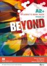 Beyond A2+ Książka ucznia Premium Campbell Robert, Metcalf Rob, Benne Rebecca Robb