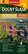 Mapa atrakcji tur. - Dolny Śląsk w.niemecka w.8 praca zbiorowa