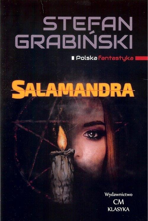 Salamandra Grabiński Stefan