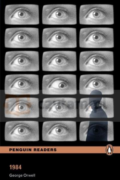 Pen. 1984 BK/MP3CD (4) George Orwell