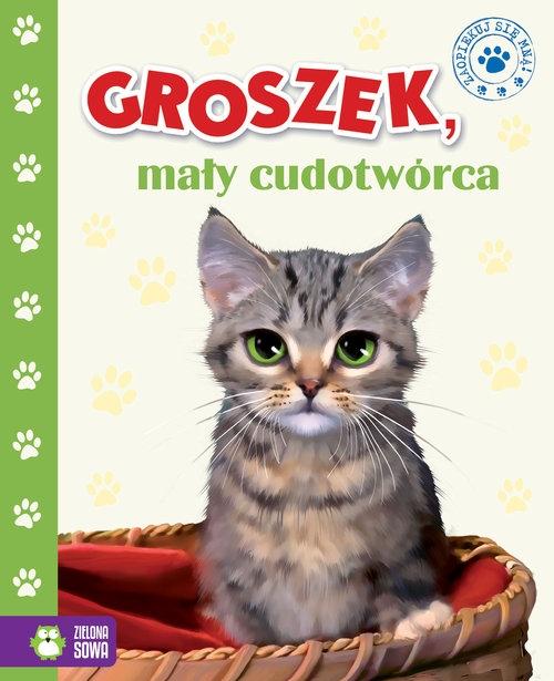 Groszek, mały cudotwórca Kwietniewska-Talarczyk Marzena