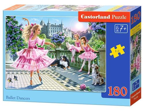 Puzzle 180: Ballet Dancers (018222)