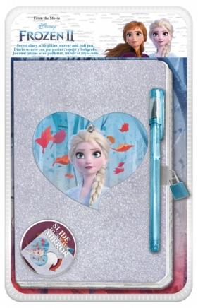 Pamiętnik z kłódką - Frozen (WD20957)