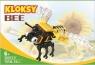 Klocki Kloksy Zwierzęta pszczoła